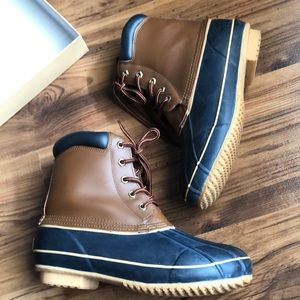 Igloo Duck Boots